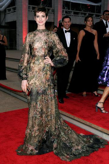 Las 'celebrities' más fans de la alta costura se dan cita en el Ballet de Nueva York