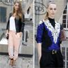 Marie-Ange Casta y Elettra Wiedemann, dos bellas 'herederas' que marcan estilo en París