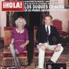 Excepcional entrevista y reportaje en ¡HOLA!: Los duques de Alba en su primer aniversario de boda