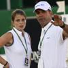 Athina Onassis, anfitriona del torneo brasileño que lleva su nombre