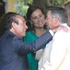 Los duques de Alba celebran su primer aniversario de boda rodeados de buenos amigos
