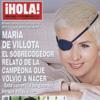 En ¡HOLA!: María de Villota, el sobrecogedor relato de la campeona que volvió a nacer