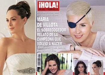 Tamara Falcó, en ¡HOLA!: 'Estoy ayudando a mi hermano a organizar su boda'