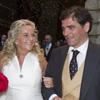 El 'sí quiero' de Sofía de la Cierva y Carlos García de Casasola en Sanlúcar de Barrameda