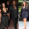 Prohibido repetir: El interminable, variado y llamativo fondo de armario de Kim Kardashian