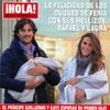 En ¡HOLA!: La felicidad de los Duques de Feria con sus mellizos, Rafael y Laura