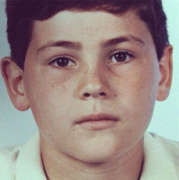 La más tierna infancia de Iker Casillas y Sara Carbonero