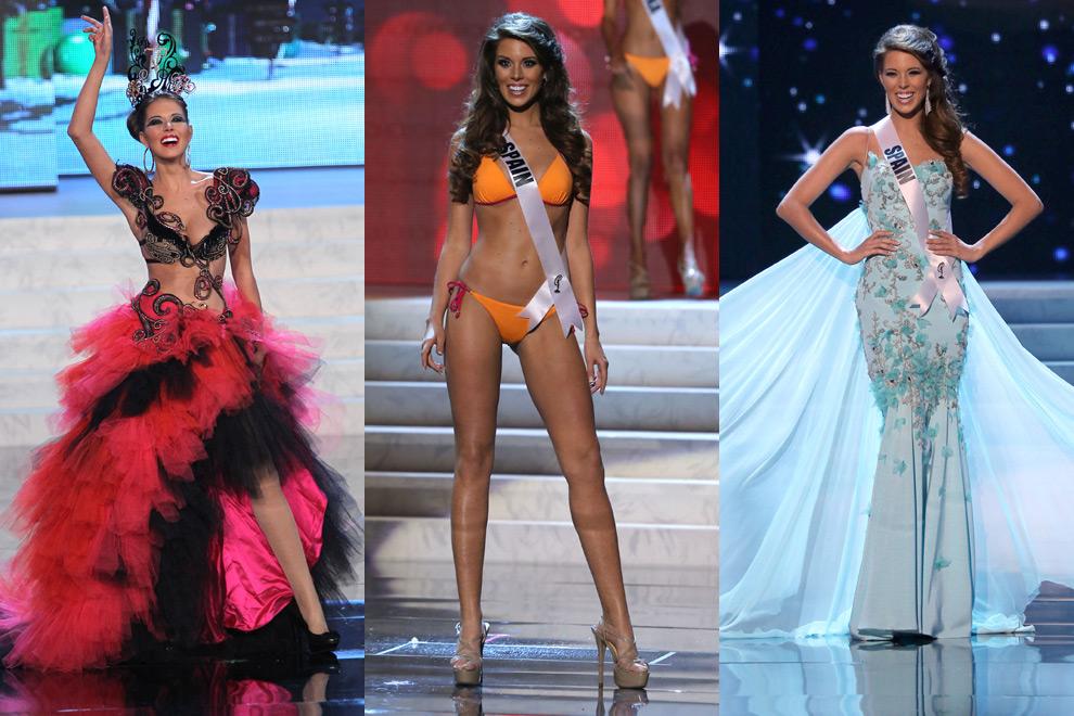 ? ¿Española? ¿Venezolana? ¿Quién es Miss Universo 2012