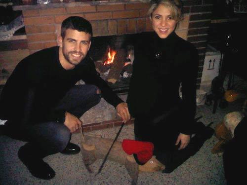 Shakira y Piqué, Miranda Kerr, Romina y Guti...: Las felicitaciones más curiosas de los 'reyes' de Twitter