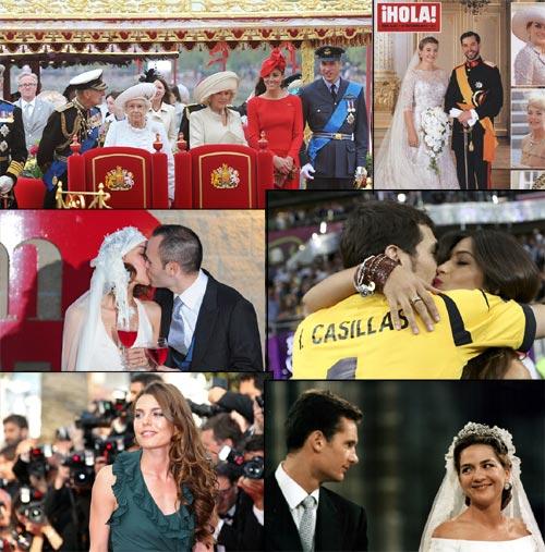 Estas fueron las noticias más vistas del 2012 en hola.com