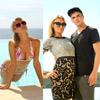 En la playa, en la piscina... Las sesiones de fotos de Paris Hilton, en su escapada a México con River Viiperi