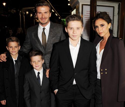 Las verdaderas razones del traslado de los Beckham a Londres