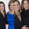 María Teresa Campos presume de nieta y Rosa Benito, también