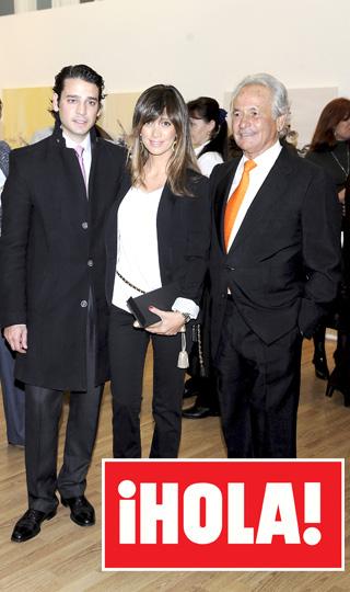 En ¡HOLA!: Miguel Palomo Danko y Marta González se separan