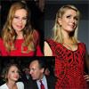 Paris Hilton, una invitada de lujo entre 'celebrities' en el desfile de su novio en Barcelona