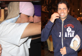 Francisco Rivera ya ensaya como costalero para su ineludible cita con la Semana Santa sevillana