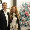 La carrera como pintora de Blanca Cuesta despega con fuerza en Madrid