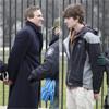 Robert y Conor Kennedy son arrestados frente a la Casa Blanca