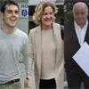 El hijo de Marta Ortega y Sergio Álvarez recibe la visita de sus abuelos y sus tíos