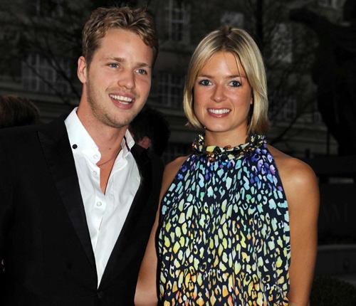 El hijo del magnate Richard Branson, Sam, se casa con Isabella Calthorpe, hermana de la novia del príncipe Harry