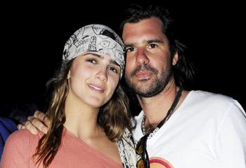 Antonio de la Rúa, ex de Shakira, ha sido papá de una niña llamada Zulú