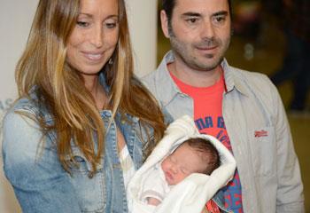 Gemma Mengual ya está en casa con Joe, su segundo hijo