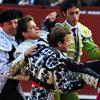 'El Juli', hospitalizado tras sufrir una aparatosa cogida en La Maestranza de Sevilla