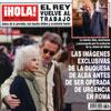En ¡HOLA!: Las imágenes exclusivas de la Duquesa de Alba antes de ser operada de urgencia en Roma