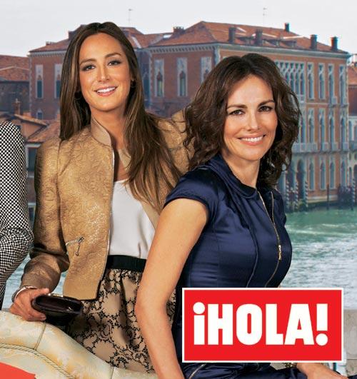 En ¡HOLA!: Cumbre de belleza y 'glamour' en una inolvidable fiesta en la mágica Venecia
