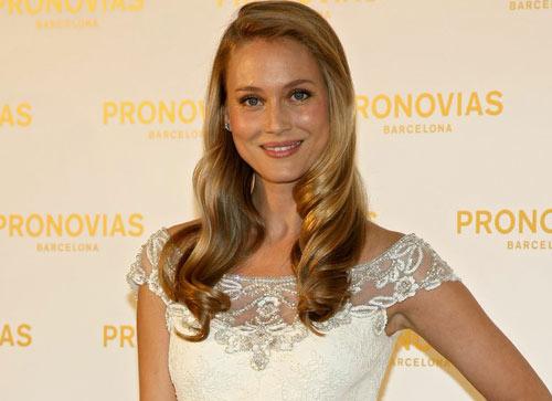 Vanessa Lorenzo: 'Estoy muy feliz con Puyol, estoy pasando por un período personal precioso'