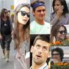 El mejor tenis reúne en Madrid nuevos amores, viejas amistades y futuros padres