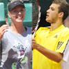 María Sharapova, días de competición, amor y besos en Madrid, con el tenista Grigor Dimitrov