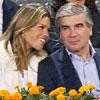Cristina Valls Taberner y Francisco Reynés reaparecen en el tenis tras su romántica boda en la Toscana