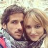 Alba Carrillo y Feliciano López 'piden un deseo' en la Fontana de Trevi