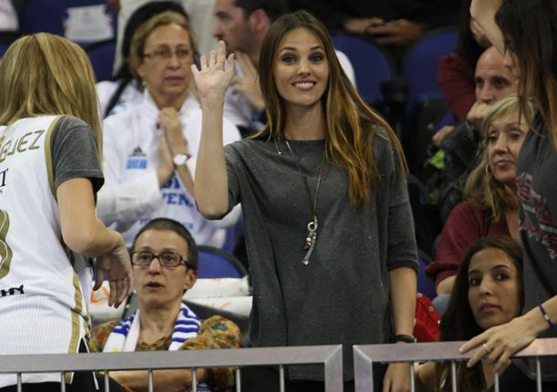 Helen Lindes, la mejor 'cheerleader' de Rudy Fernández, aquí y en cualquier punta del planeta