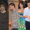 Piqué sin Shakira y Puyol sin Vanessa Lorenzo salen a cenar con la plantilla del Barça para celebrar el título de Campeones de Liga