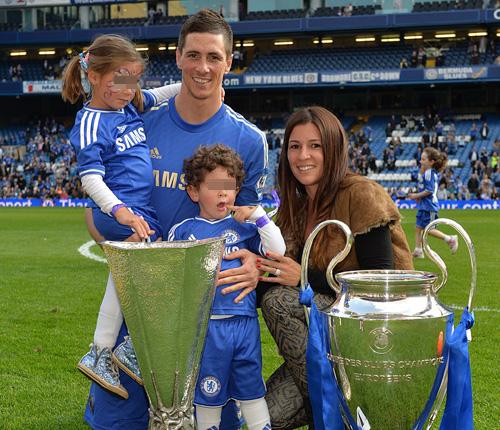 Fernando Torres agranda su figura y su historia