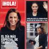 En ¡HOLA!: El día más especial de Tamara