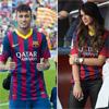 Los dos fichajes estrella del Barça, Neymar y su espectacular novia, la actriz Bruna Marquezine