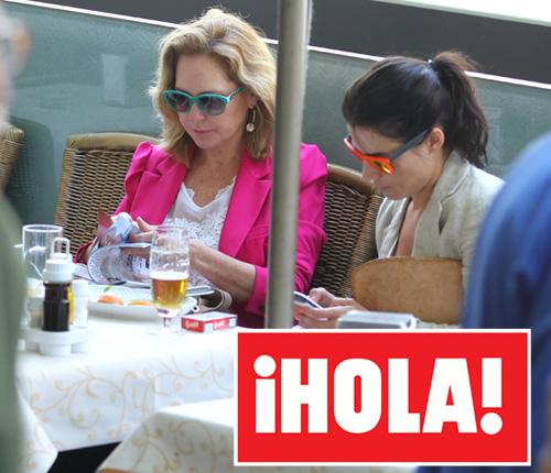 Ana Rodríguez y Ana Bono disfrutan de su momento '¡HOLA!'