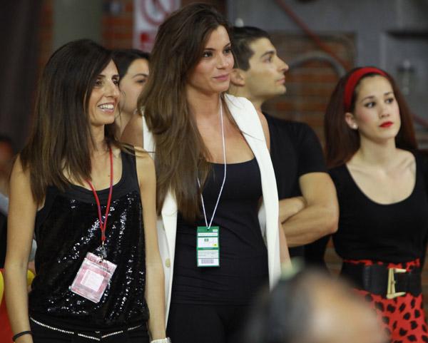 Pau Gasol continúa su rehabilitación en España con la mejor de sus medicinas: su novia, Silvia López