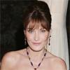 Carla Bruni, bienvenida de nuevo al 'glamour'