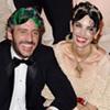 Eugenia Silva y Alfonso de Borbón, protagonistas de un espectacular baile de máscaras en Venecia
