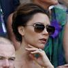 Una sexy Victoria Beckham acapara todas las miradas en la final de Wimbledon
