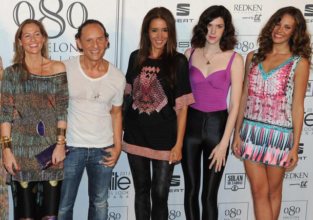 Jessica Bueno, Fiona Ferrer y Brianda Fitz-James Stuart, puente aéreo con destino 'Custo Barcelona'
