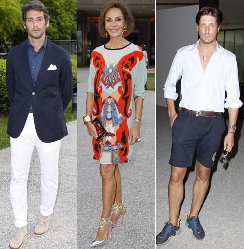 Belleza y elegancia 'made in Spain' en la primera pasarela íntegramente masculina