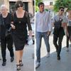 Multitudinaria despedida a Concha García Campoy en Ibiza