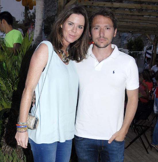 Amelia Bono y Manuel Martos, dos futuros papás de concierto