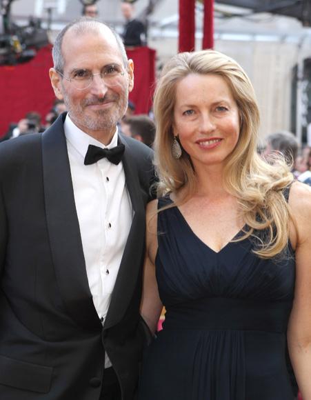 Laurene Powell, viuda de Steve Jobs, rehace su vida con Adrian Fenty, exalcalde de Washington