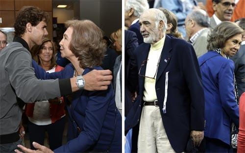 Doña Sofía, la felicitación más especial de Rafa Nadal tras su victoria en el Open de Estados Unidos